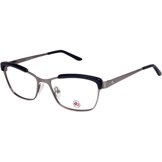c0e2630208c Buy David Blake Grey Full Rim Cat-eye Women s Spectacle Frame Online - Get  75% Off