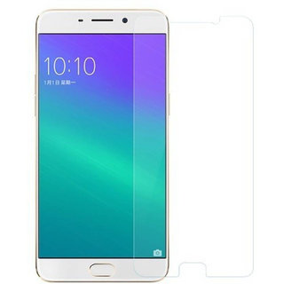 Tempwala 2.5D Curved 9H Hardness 0.3 mm Premium Tempered Glass Screen Protector For Oppo A59