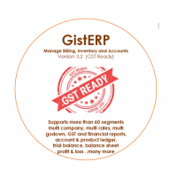 GistERP - Billing, Inventory and Accounting Software