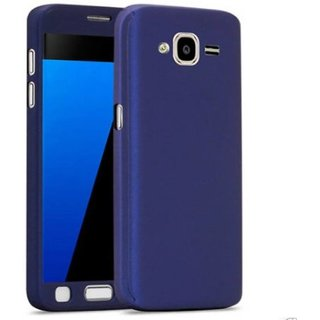 pretty nice 84d3a e85f2 iPaky Front Back Case for Samsung Galaxy J7-2016 (Blue) COLOR