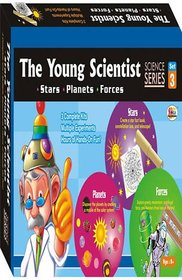 Ekta The Young Scientist-3 (stars, planets  forces)