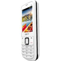 ZEN M72 New Dual SIM Feature Phone (White-Black)