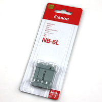 CANON NB-6L LI-LON RECHARGEABLE BATTERY FOR CANON CAMERA