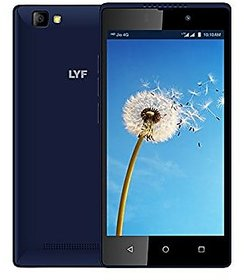 LYF wind7i (1 GB,8 GB,Blue)