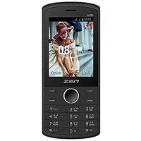 Zen Atom M86 Dual Sim Mobile Black+Red