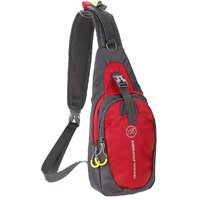 Waterproof Shoulder Sling Chest Bag Running Hiking Cycl