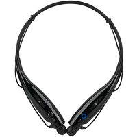 Accincart HBS-730 Wireless Bluetooth Headset With Mic (Black)