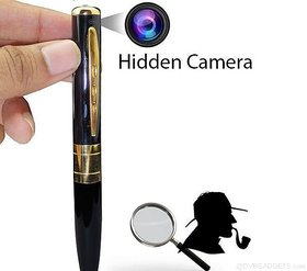 HD Quality Pen Camera Video/ Audio Hidden Recording, HD Sound Clearity Pen Camera With memory card inserting