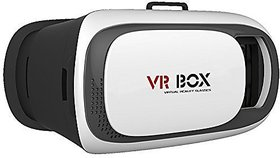VR BOX // VIRTUAL REALITY GLASSES FOR ALL MOBILE AND SPECIAL FOR 3D  LOVERS