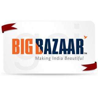 Big Bazaar Gift Voucher(Rs 2000)