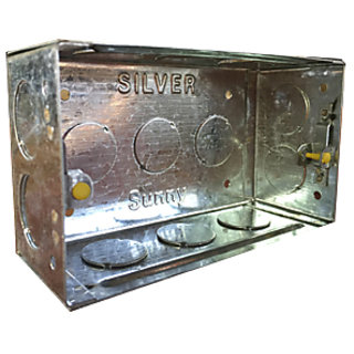 Modular box 4 module (SILVER)