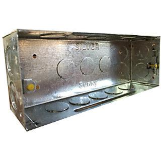 Modular box 6 module (SILVER)