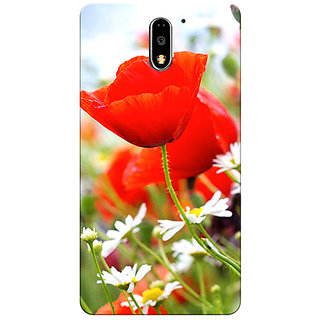 reputable site 1c0fd 5c523 Moto E3/ Moto E3 Power High Quality Matte Finish Floral Printed Designer  Back Cover by Printsways