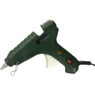 Geetanjali Decor Geetanjali Decor GLUN HL-D 60W Hot Melt Standard Temperature GREEN Glue Gun (5 glue sticks)