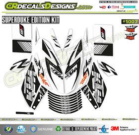 KTM Car Bike Stickers & Decals Price – Buy KTM Car Bike Stickers