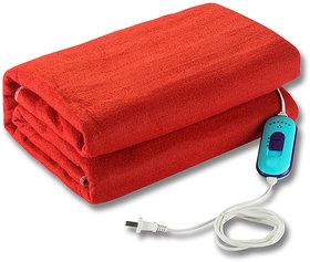 Geetanjali Decor  Multicolour Printed Single Electric Blanket   (1 Single Electric Blanket)
