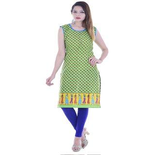 Hemangi Fashion Printed Cotton Kurti