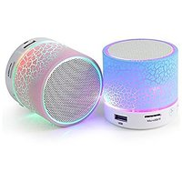 Wireless Bluetooth Speaker With TF Card Slot USB Port P