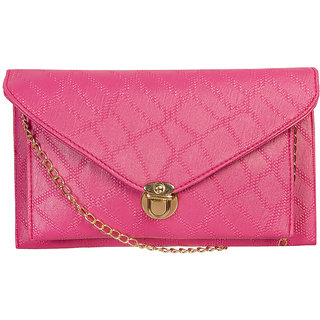 e0399e3a4026 Buy Louise Belgium Premium PU Leather Women Sling bag - Ladies Stylish Bag    Bag for Girls   Pink