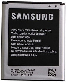 Samsung Galaxy Grand Duos I9082/Grand Neo I9060 Li Ion Polymer Replacement Battery EB535163LU