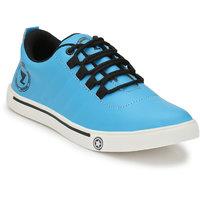 LAVISTA Men's Skyblue Casual Shoe