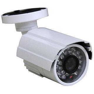 SW. BULLET analog camera (white)