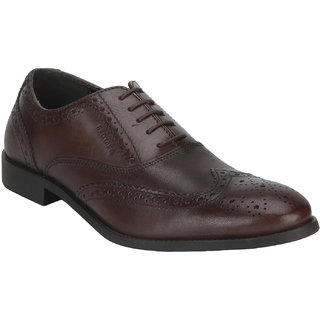 buy red tape men chock leather formal brogue lace up