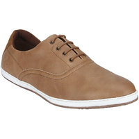 Bond Street By Red Tape Men Tan Oxford Shoes