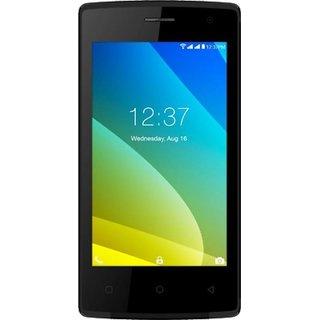 Intex Aqua A4 (1 GB, 8 GB, Black)