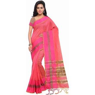 a6f143b6cff20 Buy Pagazo Women s Purple Self Design Banarasi Silk Saree With Blouse Online  - Get 76% Off
