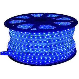 Snap light  5 Meter Waterproof LED Rope Light - Blue