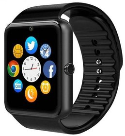 Oximus GT08 Smart Watches-Black