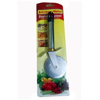 DLD Stainless Steel Pizza Cutter