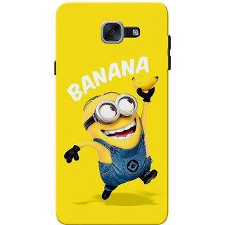 Galaxy J7 Max Case, Galaxy On Max Case, Ban Yellow Slim Fit Hard Case Cover/Back Cover for Samsung Galaxy J7 Max