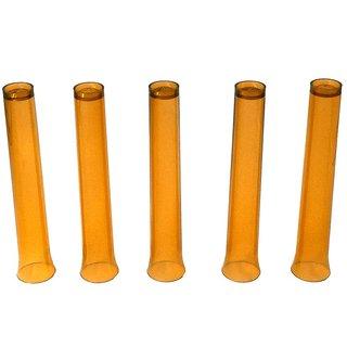 Funcart Orange Test Tube for Shots (5pcs/pack)
