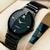 Special diwali offer IIK stylish watch  (full- black)