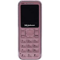 Muphone M360 Dual Sim Card Phone With Camera Rose Gold