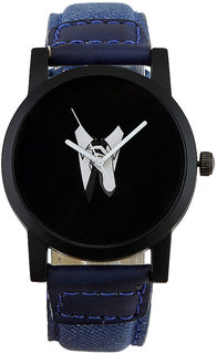 Shostopper Quartz Black Round Men's Watch SJ60068WMP350