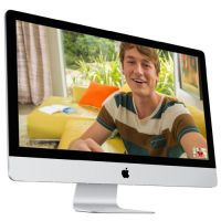 "Apple IMac Core I5, 8GB, 500GB, OS X Mavericks 21.5"" MF883HN/A Desktop"