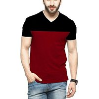 ... Rs.999Rs.299Veirdo Men s Maroon V-Neck T-shirt 555dd71c0