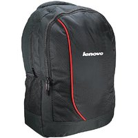 Lenovo 15.6 inch Laptop Backpack  (Black)
