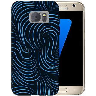 Printland Back Cover For Samsung Galaxy S7
