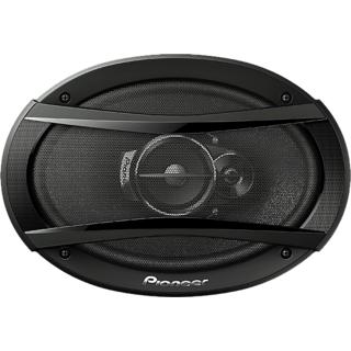 Pioneer TS-A936 6x9 3-Way 420W Co-Axial Car Speakers (Black)