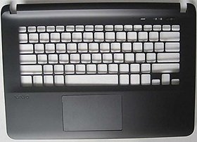 SONY VAIO SVF142 SVF143 SVF142c29l SVF142C29M 14 Series Upper Case Touchpad Palmrest (Without Keyboard)