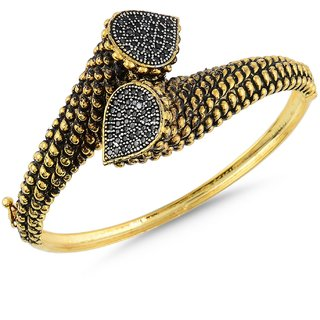 Tistabene Retails Contemporary Designer Party Wear Antique Kada For Women And Girls (BR-0263)