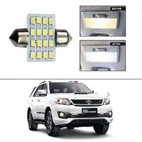 AutoStark 16 SMD LED 31mm Dome / Roof Light White -Toyota Fortuner 2015