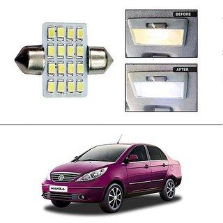 AutoStark 16 SMD LED 31mm Dome / Roof Light White -Tata Manza
