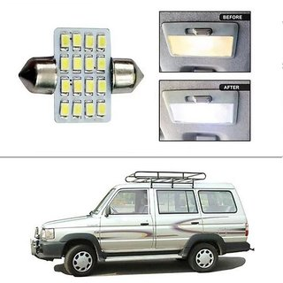 AutoStark 16 SMD LED 31mm Dome / Roof Light White -Toyota Qualis