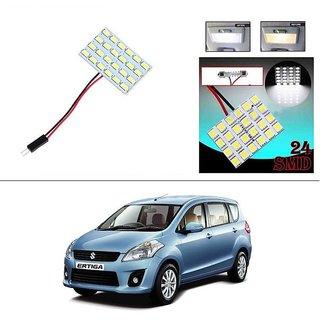 AutoStark 24 SMD White LED Lamp Car Dome Ceiling Roof Interior Reading Light-Maruti Suzuki Ertiga
