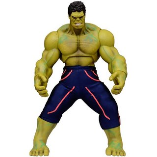 Big Size Green Man Super Power Hero Ultimate Alliance Action Figure  Incredible toy